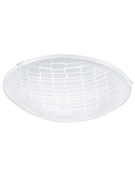 EGLO LED-Wand-/Deckenleuchte »MALVA 1«, inkl. Leuchtmittel in warmweiß