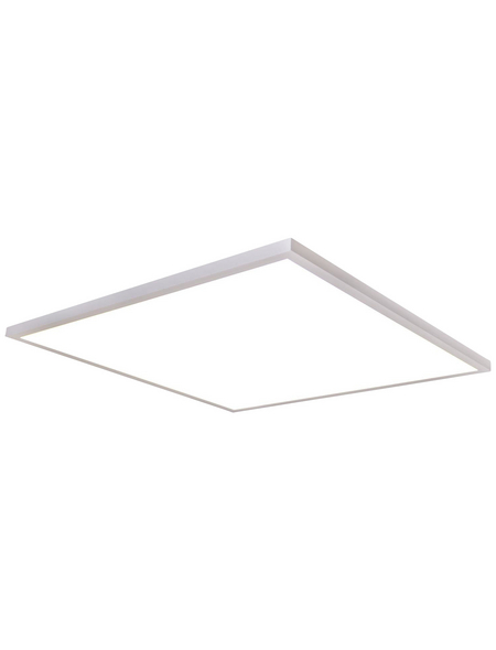 NÄVE LED-Wand-/Deckenleuchte »Quatis«, dimmbar, inkl. Leuchtmittel in kaltweiß/warmweiß