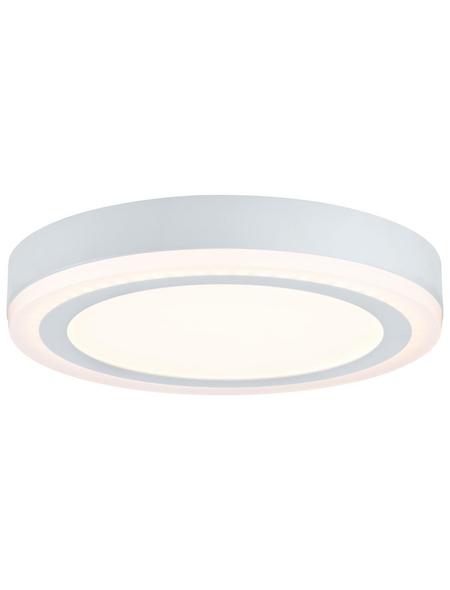 PAULMANN LED-wand_deckenpanel »Sol« weiß 1-flammig, inkl. Leuchtmittel in warmweiß
