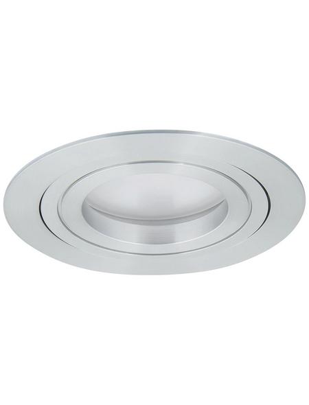 PAULMANN LED-Wand- und Deckenleuchte »Coin«, Aluminium