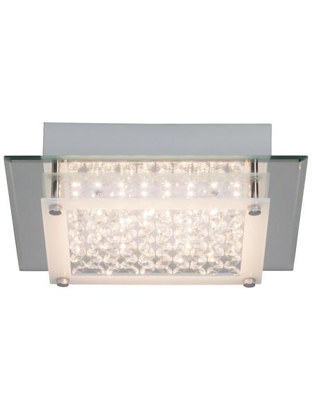 BRILLIANT LED-Wand- und Deckenleuchte »Larina«