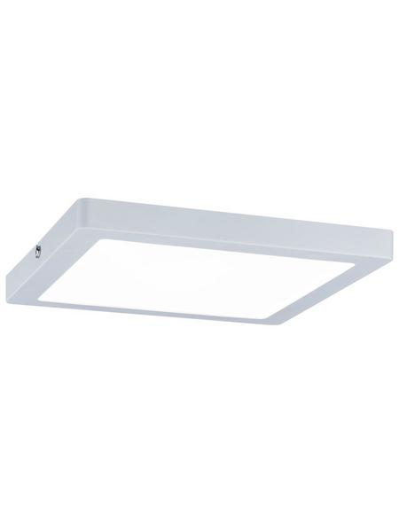 PAULMANN LED-Wand-und Deckenpaneel weiß matt 1-flammig, inkl. Leuchtmittel