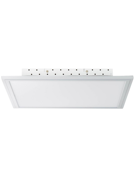 BRILLIANT LED-Wandleuchte »Flat«, dimmbar, Kunststoff/Metall