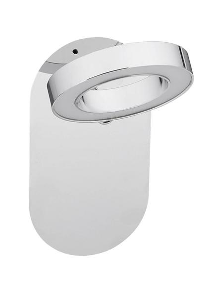 EGLO LED-Wandleuchte »NAUDELLA«, Stahl/Aluminium