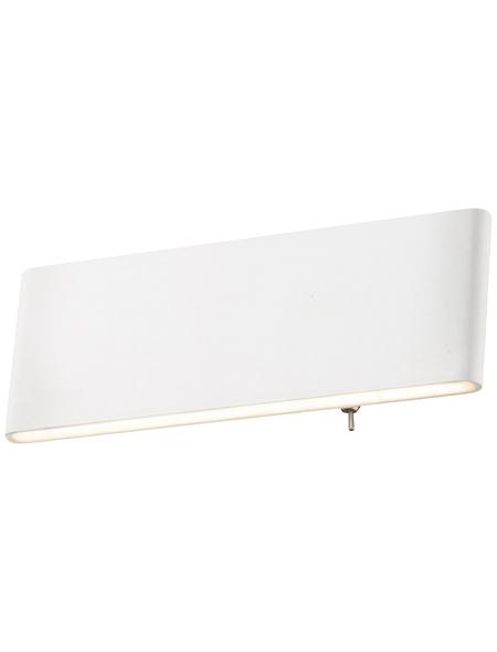 GLOBO LIGHTING LED-Wandleuchte »SIEGFRIED«, inkl. Leuchtmittel in warmweiß