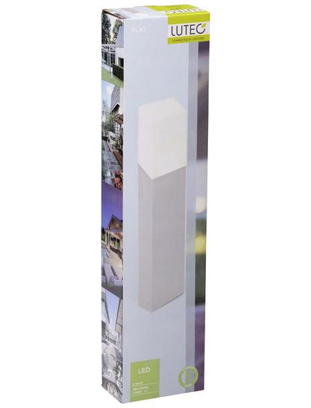 LUTEC LED-Wegeleuchte »FLAT«,  A++ - A