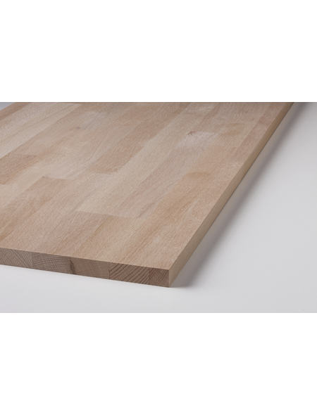binderholz Leimholzplatte, Massivholz, geschliffen