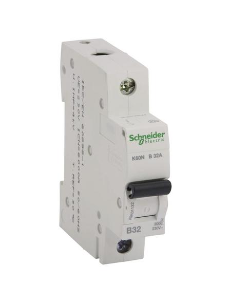 Schneider Electric Leitungsschutzschalter, 1-polig, B, 32 A