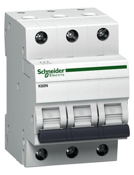 Schneider Electric Leitungsschutzschalter, 3-polig, für Niederspannungsnetze, B, 32 A
