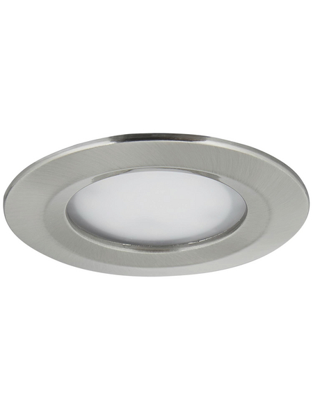 PAULMANN Leuchte »Coin Slim«, Aluminium/Zink