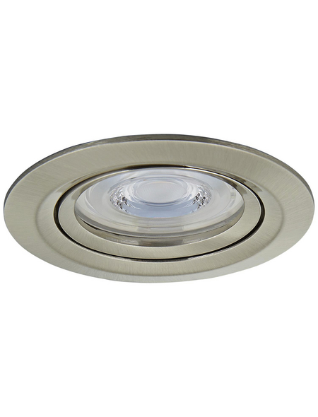 PAULMANN Leuchte »Reflector Coin«, dimmbar, Aluminium/Zink