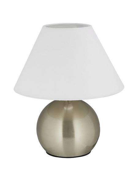 BRILLIANT Leuchte »Tarifa«, weiss/eisen, Höhe: 24 cm