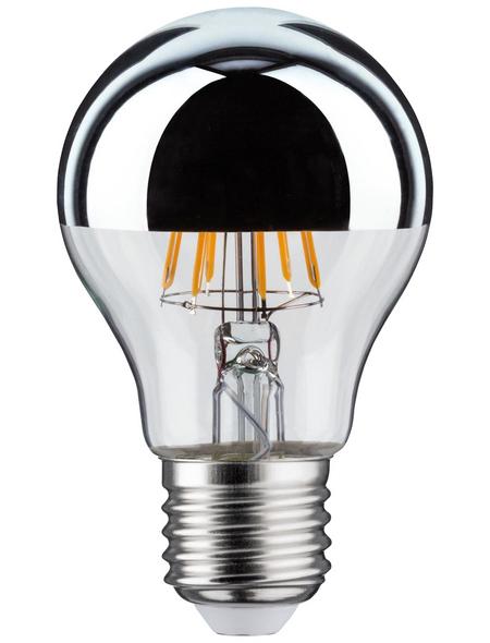 PAULMANN Leuchtmittel, 7,5 W, E27, 2700 K, warmweiß, 550 lm