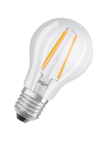OSRAM Leuchtmittel »Base«, 7 W, E27, 2700 K, warmweiß, 806 lm