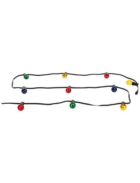 Lichterkette »NIRVANA«, 4,7 m mit 10 Glühlampen