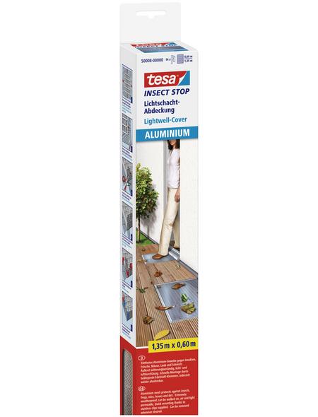 TESA Lichtschachtgitter, Format: 135x60 cm, ja
