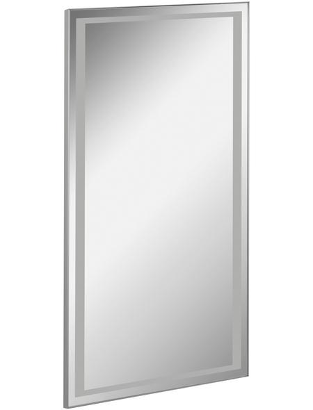 FACKELMANN Lichtspiegel »Framelight«, beleuchtet, BxH: 40 x 70 cm