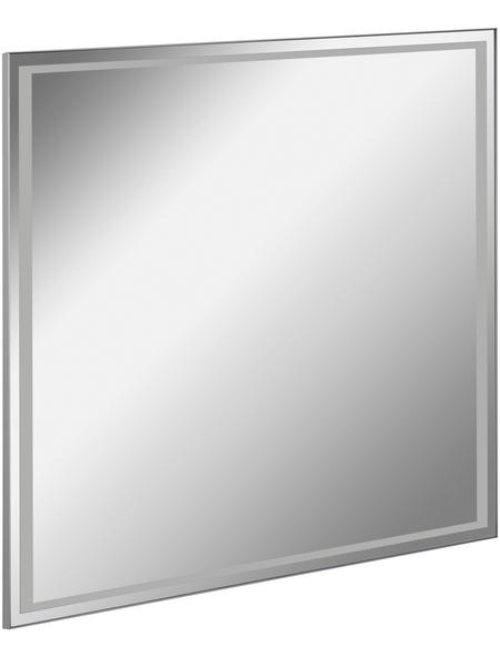 FACKELMANN Lichtspiegel »Framelight«, beleuchtet, BxH: 80 x 70 cm