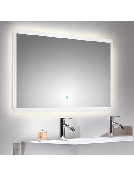 POSSEIK Lichtspiegel »LEVIA«, , BxH: 120 x 65 cm