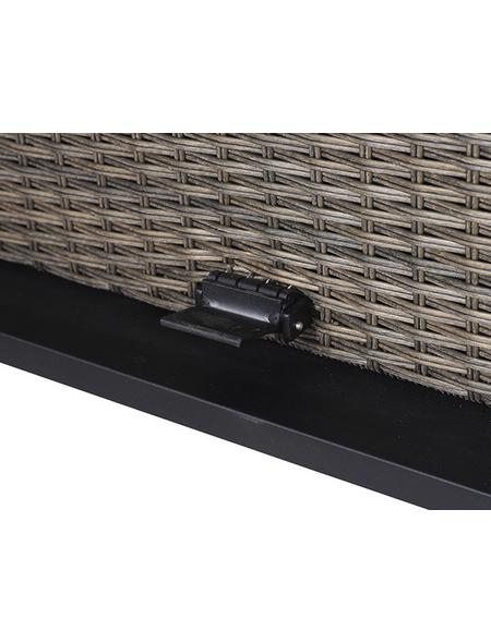 SIENA GARDEN Lifttisch »Teramo«, mit Spraystone-Tischplatte, BxTxH: 130 x 75 x 65 cm