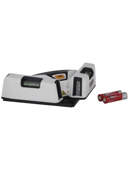 laserliner® Linienlaser »SuperSquare«, schwarz/grau