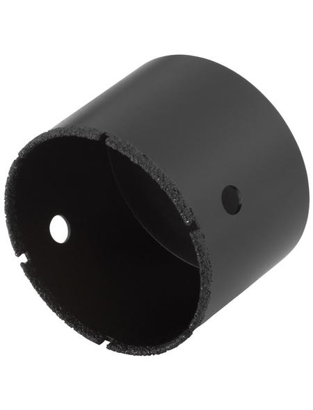 WOLFCRAFT Lochsäge »Ceramic«, Ø: 68 mm, Stahl/Diamant