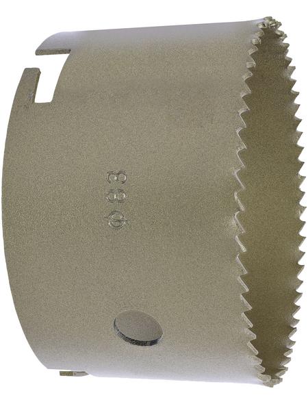 CONNEX Lochsäge, Gold, 83mm Durchmesser, Höhe: 40mm