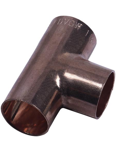 CORNAT Löt-T-Stück, 10er-Pack, 18 mm