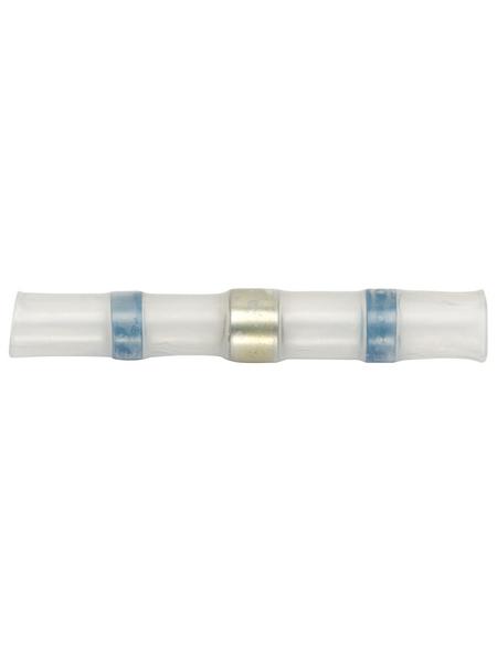 SWG Lötstoßverbinder, 2 Stück, blau
