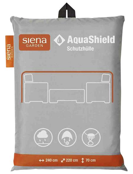 SIENA GARDEN Loungemöbelschutzhülle »AquaShield«, 240 x 220 x 70 cm