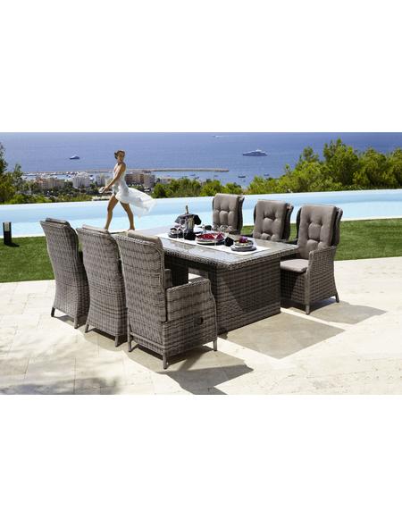 Merxx Loungeset Riviera 6 Sitzplatze Inkl Auflagen Hagebau De