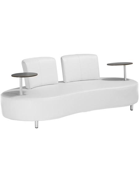 GARDEN PLEASURE Loungesofa »AALBORG«, 2 Sitzplätze