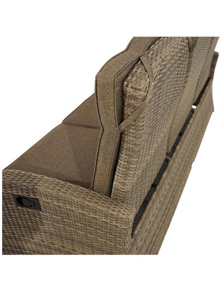 ploß® Loungesofa »Rabida Comfort«, 210 x 112 x 85