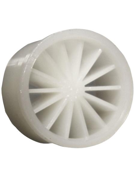 WELLWATER Luftsprudler, Kunststoff, weiß, M 22 x M 24