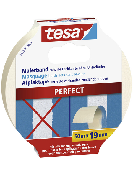 TESA Malerband, transparent