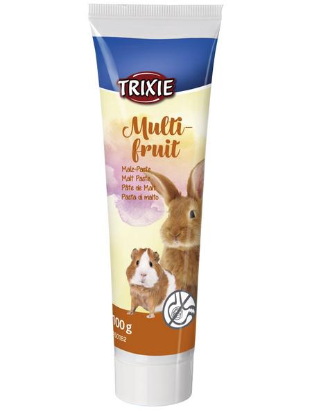 TRIXIE Malzpaste, für Nagetiere, Früchte