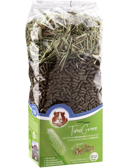 NATURHOF SCHRÖDER Meerschweinchenfutter »Natur Liebe«, Gräser, 500 g
