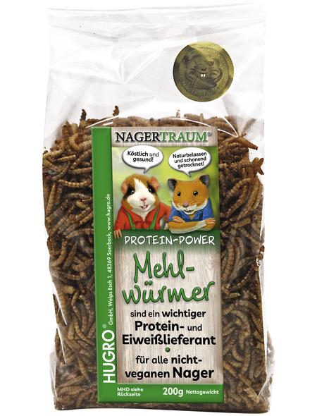 HUGRO Mehlwürmer, à 200 g