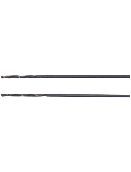 CONNEX Metallbohrer, mit Zentrierspitze, Ø 1 mm, -teilig