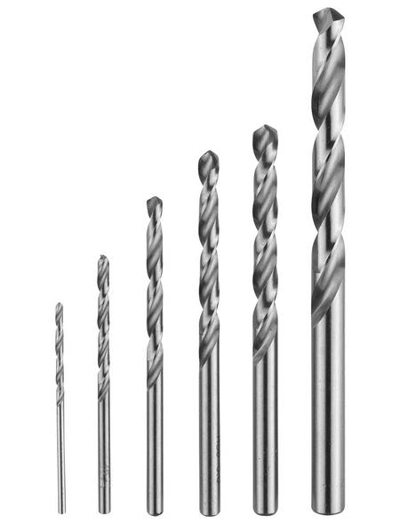 CONNEX Metallbohrer-Set, , 6-teilig