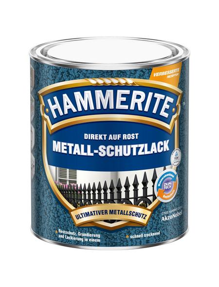 HAMMERITE Metallschutzlack, dunkelgrau , glänzend
