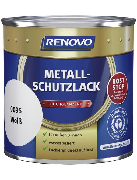 RENOVO Metallschutzlack, hochglänzend
