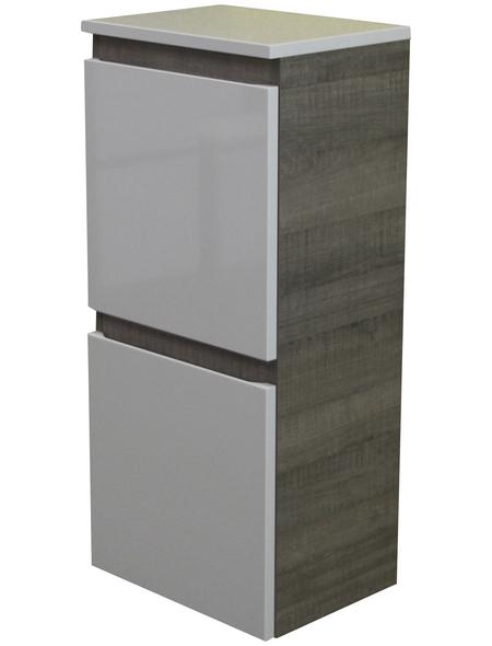 FACKELMANN Midischrank »Piuro«, H/B/T: 89,5 x 40,5 x 30,5 cm, 2 Türen