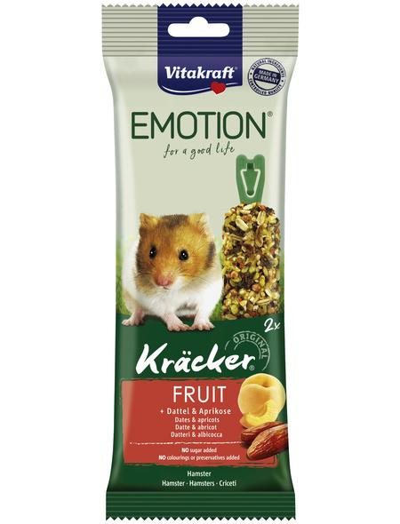 VITAKRAFT Mischfuttermittel »Kräcker«, für Hamster, Früchte