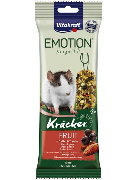 VITAKRAFT Mischfuttermittel »Kräcker«, für Ratten, Früchte
