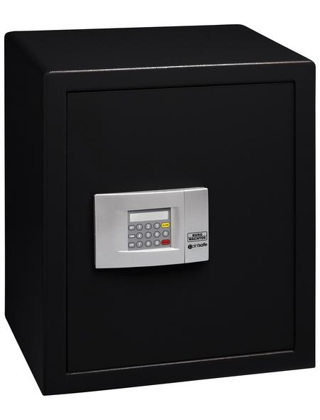 BURG WÄCHTER Möbeltresor »Point-Safe«, mit Elektroschloss (Zahlenschloss), 41,6 x 50 x 35 cm