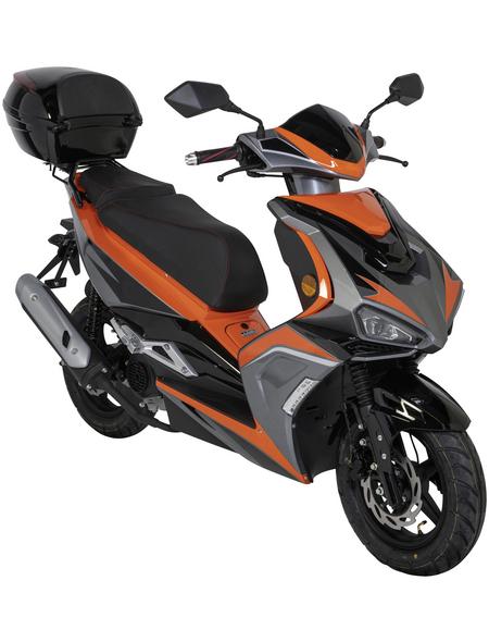 GT UNION Mofa »Striker«, 50 cm³, 25 km/h, Euro 4