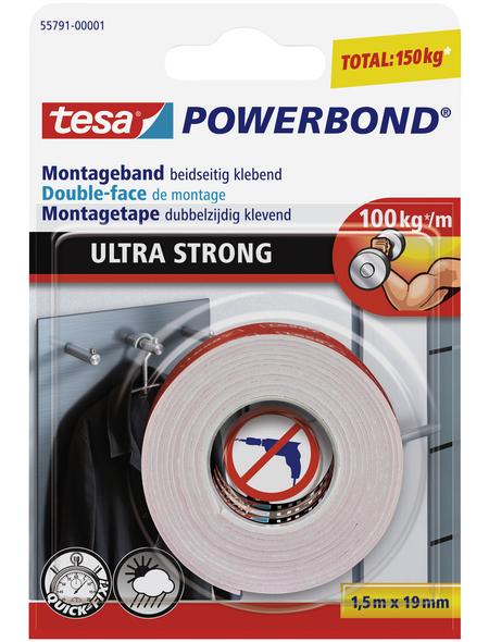 TESA Montageband, BxL: 1,9 x 150 cm
