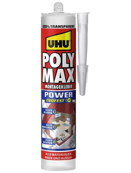 UHU Montagekleber »Glasklar EXPRESS«, 300 g