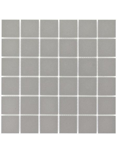 Mosaikmatte, BxL: 30,2 x 30,2 cm, Wandbelag/Bodenbelag